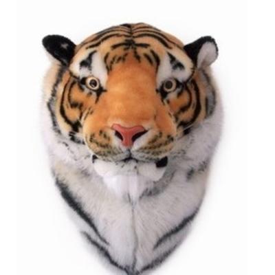 2014新款韩国老虎头狮头背包韩版虎头包双肩包书包bigbang权志龙图片