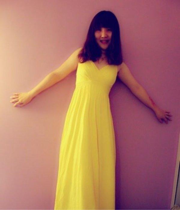去泰国海边度假特意买的长裙!质