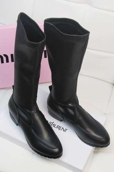 秋冬新款欧美高筒靴街拍平底显瘦女靴子女骑士靴马丁靴骑士靴长靴
